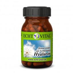 ECHT VITAL Hyaluron - 1 Glas mit 60 Kapseln