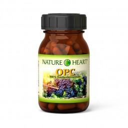 NATURE HEART OPC - 1 Glas mit 60 Kapseln