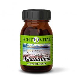 ECHT VITAL ASTAXANTHIN - 1 Glas mit 120 Kapseln