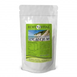 ECHT VITAL CALCIUM - 1 Beutel mit 500 g Pulver