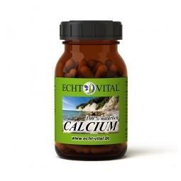 ECHT VITAL CALCIUM - 1 Glas mit 90 Kapseln