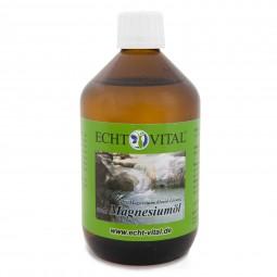 ECHT VITAL MAGNESIUMÖL - 1 Flasche mit 500 ml