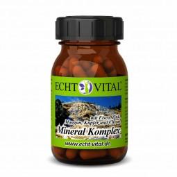 ECHT VITAL Mineral Komplex - 1 Glas mit 60 Kapseln