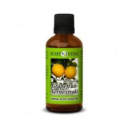 ECHT VITAL GRAPEFRUITKERNEXTRAKT - 1 Flasche mit 50 ml