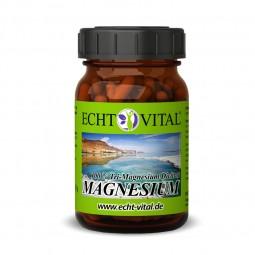 ECHT VITAL MAGNESIUM - Tri-Magnesium Dicitrat - 1 Glas mit 120 Kapseln